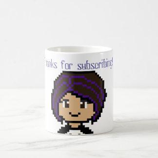 Thanks For Subscribing Mug