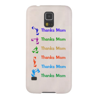 Thanks Mom : Mothers Day Galaxy S5 Covers