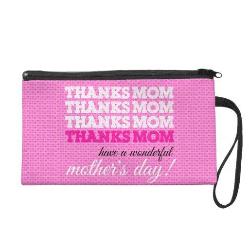 Thanks mom ! sacs à main avec dragonne