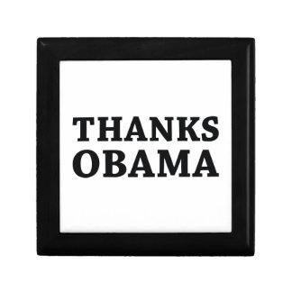 Thanks Obama Gift Box