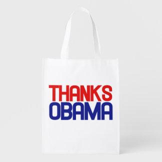 Thanks obama reusable grocery bag