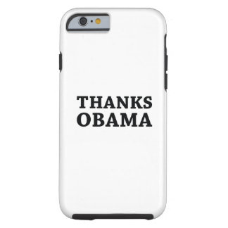 Thanks Obama Tough iPhone 6 Case