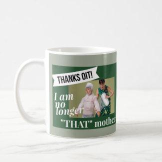 Thanks OIT! Bubble Wrapping Mama no more Coffee Mug
