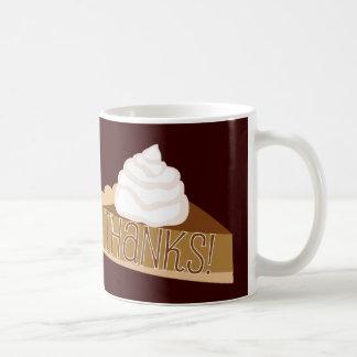 Thanks! Pumpkin Pie Mug