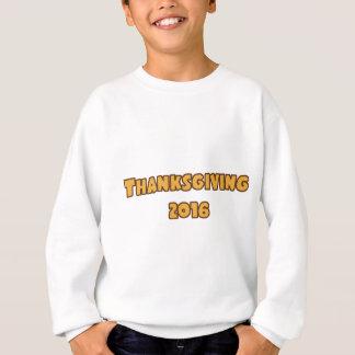 Thanksgiving 2016 sweatshirt