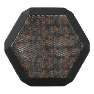 Thanksgiving Autumn Chalkboard Pattern Black Bluetooth Speaker