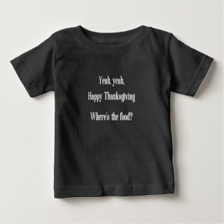 Thanksgiving Baby T-Shirt