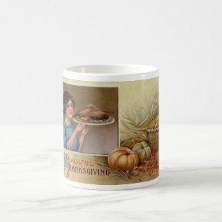 Thanksgiving Celebration Coffee Mug