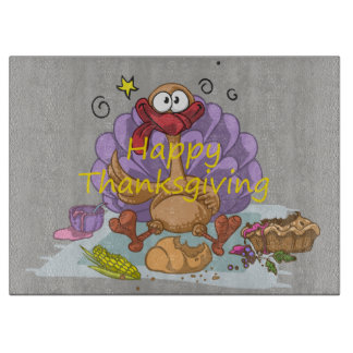 Thanksgiving Cutting Board