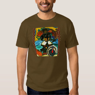 Thanksgiving Dachshund Shirt