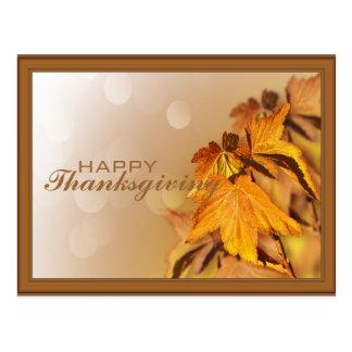 Thanksgiving Day Postcard