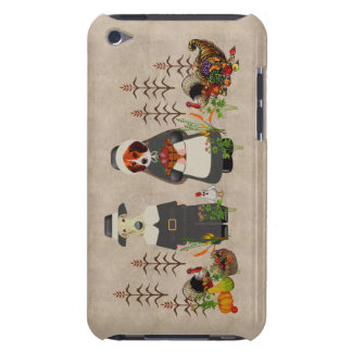 Thanksgiving Dogs Case-Mate iPod Touch Case