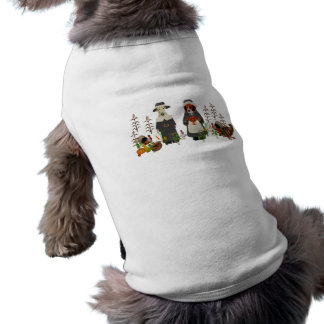 Thanksgiving Dogs Doggie Tee
