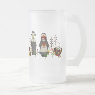 Thanksgiving Dogs Coffee Mug