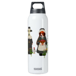 Thanksgiving Dogs SIGG Thermo 0.5L Insulated Bottle