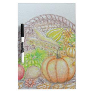Thanksgiving Dry Erase Board