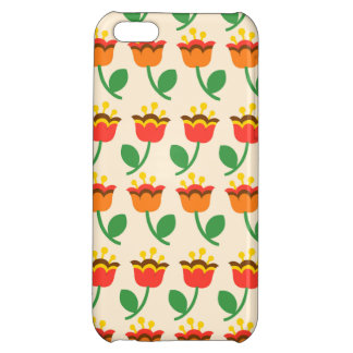 Thanksgiving Fall Autumn Pattern iPhone 5C Cover