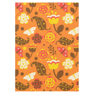 Thanksgiving Fall Autumn Pattern Tablecloth