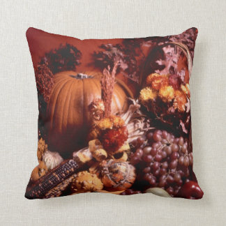 Thanksgiving/Fall Season Throw Pillow