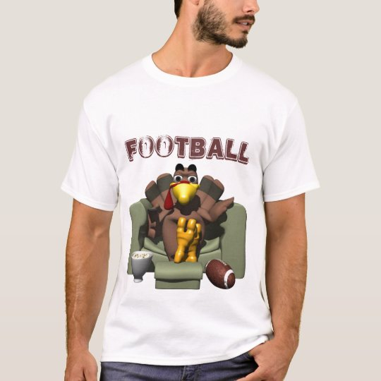 Thanksgiving Football T-Shirt