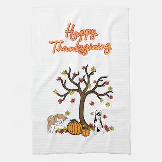 Thanksgiving Hand Towel