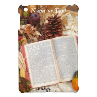 Thanksgiving Harvest and Bible Cover For The iPad Mini