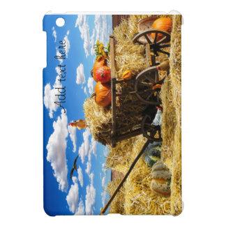 Thanksgiving Harvest Wagon iPad Mini Cases