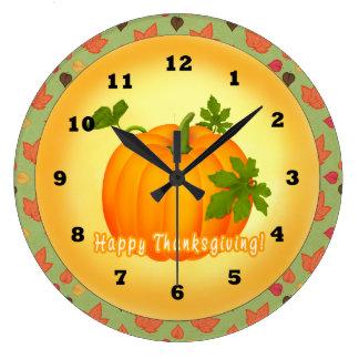 Thanksgiving Holiday Clock