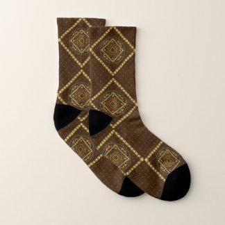 Thanksgiving Icons Socks