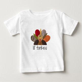 Thanksgiving-lil turkey baby T-Shirt