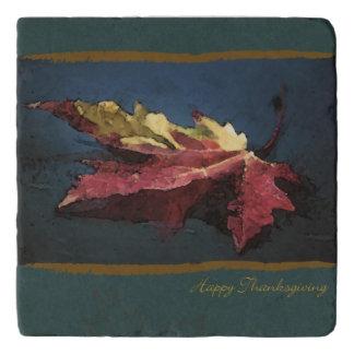 Thanksgiving Marble Trivet