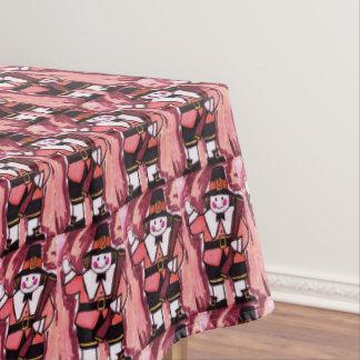 THANKSGIVING PILGRIM table cloth