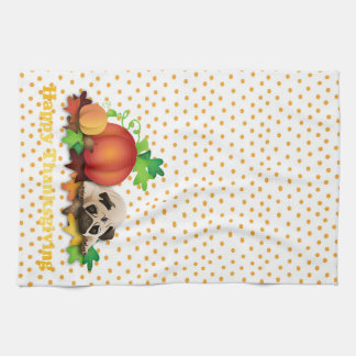 Thanksgiving Pugs and Pumpkins Gifts, Tees Towels