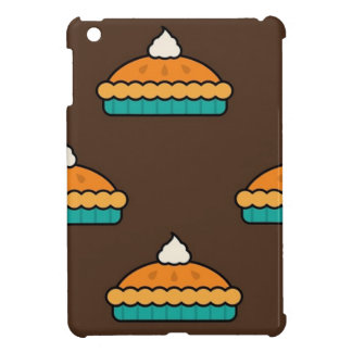 Thanksgiving Pumpkin Pie Pie Dessert Pumpkin Case For The iPad Mini