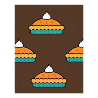 Thanksgiving Pumpkin Pie Pie Dessert Pumpkin Letterhead