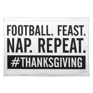Thanksgiving Repeat Placemat