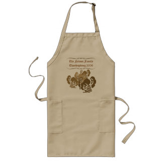 Thanksgiving Reunion! Long Apron