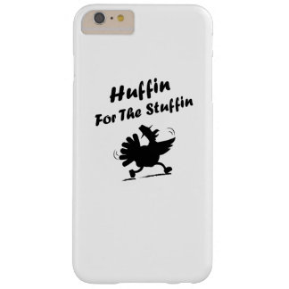 Thanksgiving Running Huffin For The Stuffin Barely There iPhone 6 Plus Case