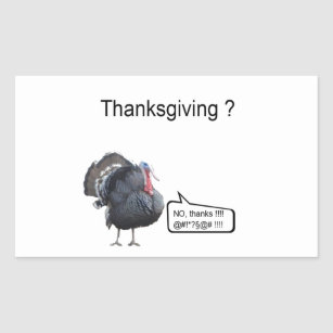 d8f28b781 Thanksgiving Happy Thanksgiving Turkey Gifts Stickers | Zazzle CA
