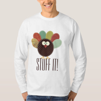 Thanksgiving Stuffing Play on Words T-Shirt