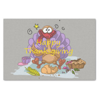 Thanksgiving Tissue Paper