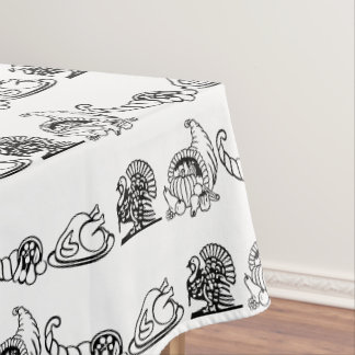 THANKSGIVING TRADITIONAL table cloth