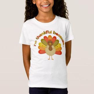 Thanksgiving Turkey Big Sister Announcement Shirt