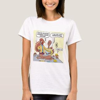 Thanksgiving Turkey Dinner T-Shirt