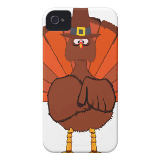 Thanksgiving Turkey iPhone 4 Cover