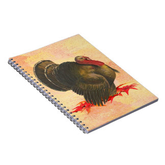 Thanksgiving Turkey Notebooks