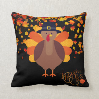 Thanksgiving Turkey Pillow