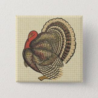 Thanksgiving Turkey Pin