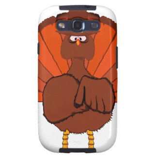 Thanksgiving Turkey Samsung Galaxy S3 Covers