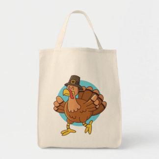 Thanksgiving Turkey tote bags